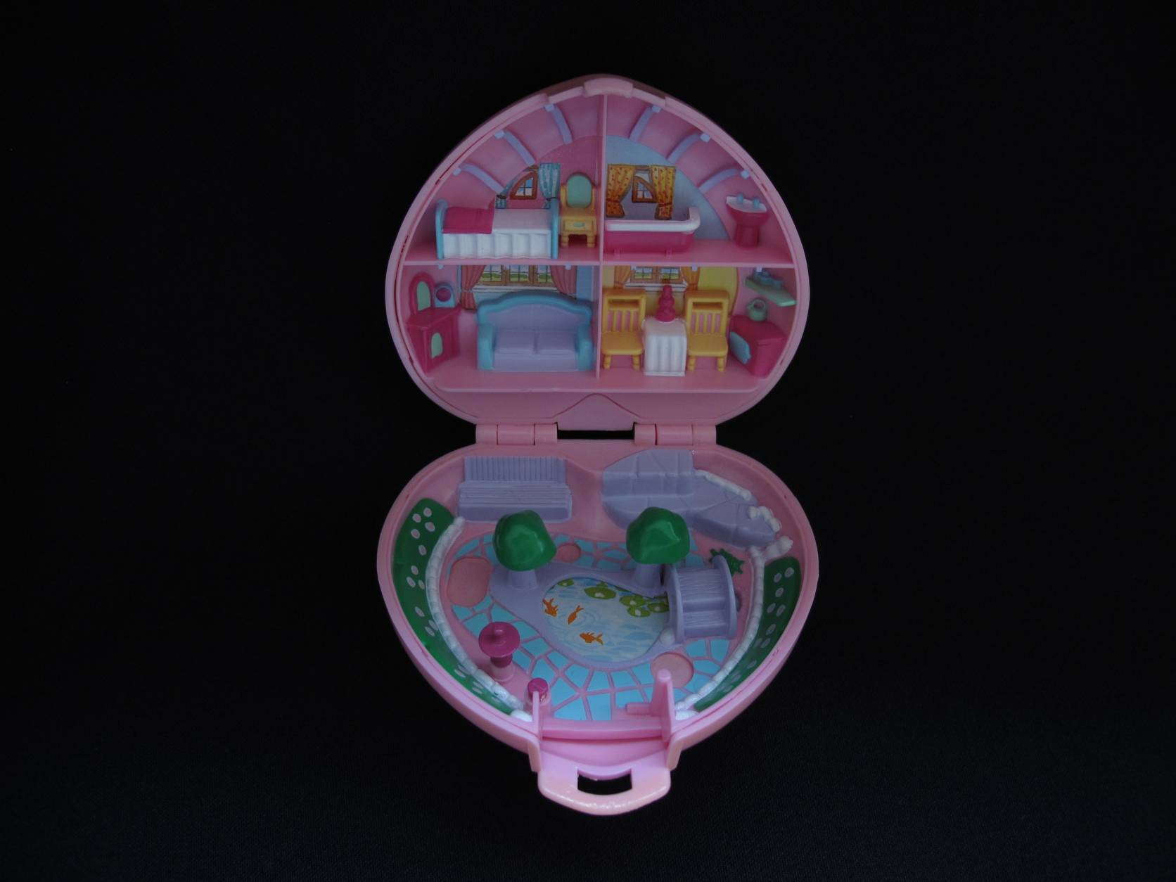 1989 Country Cottage variatie Polly Pocket