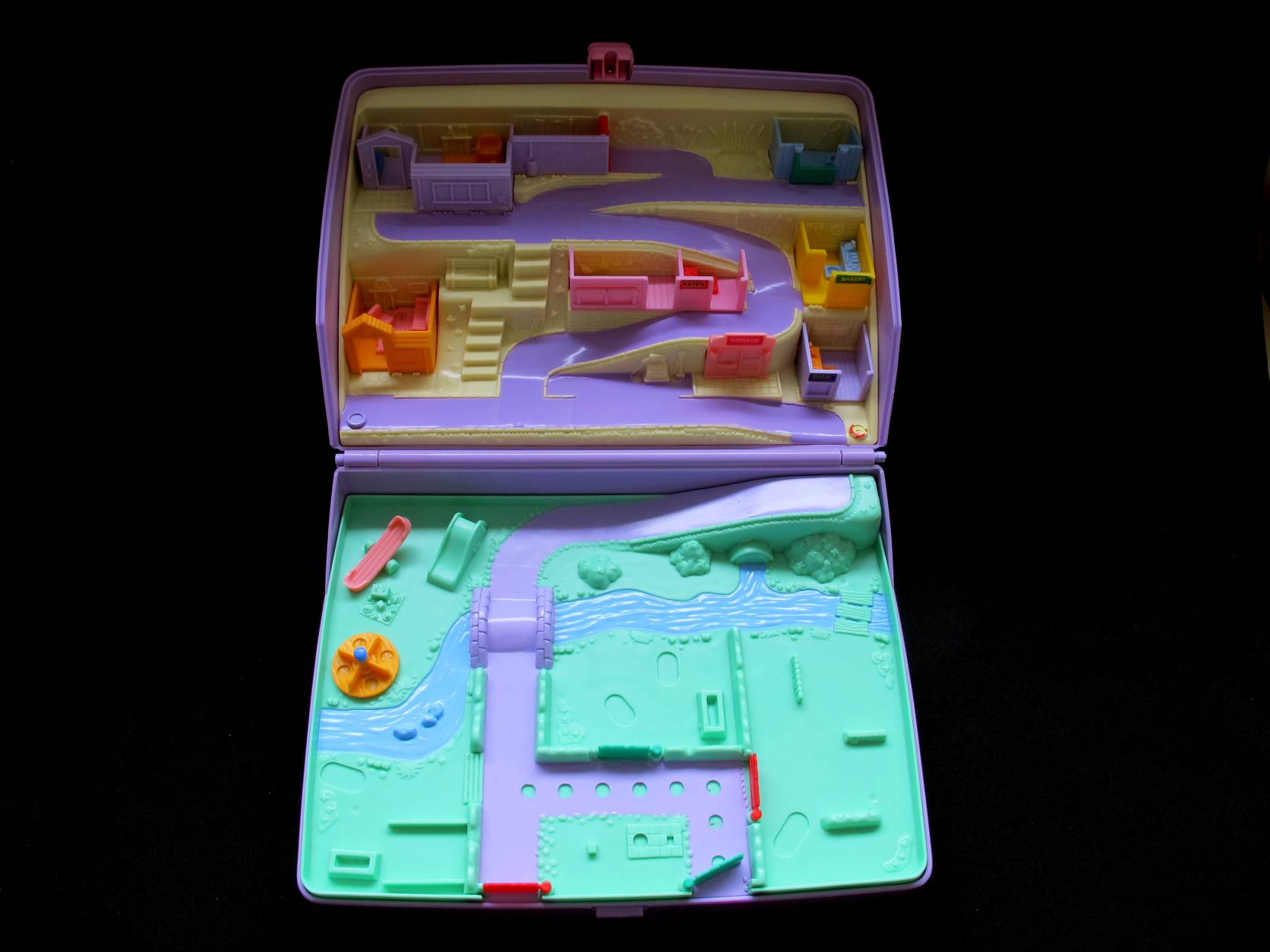 1989 Jewel Case Polly pocket (2)