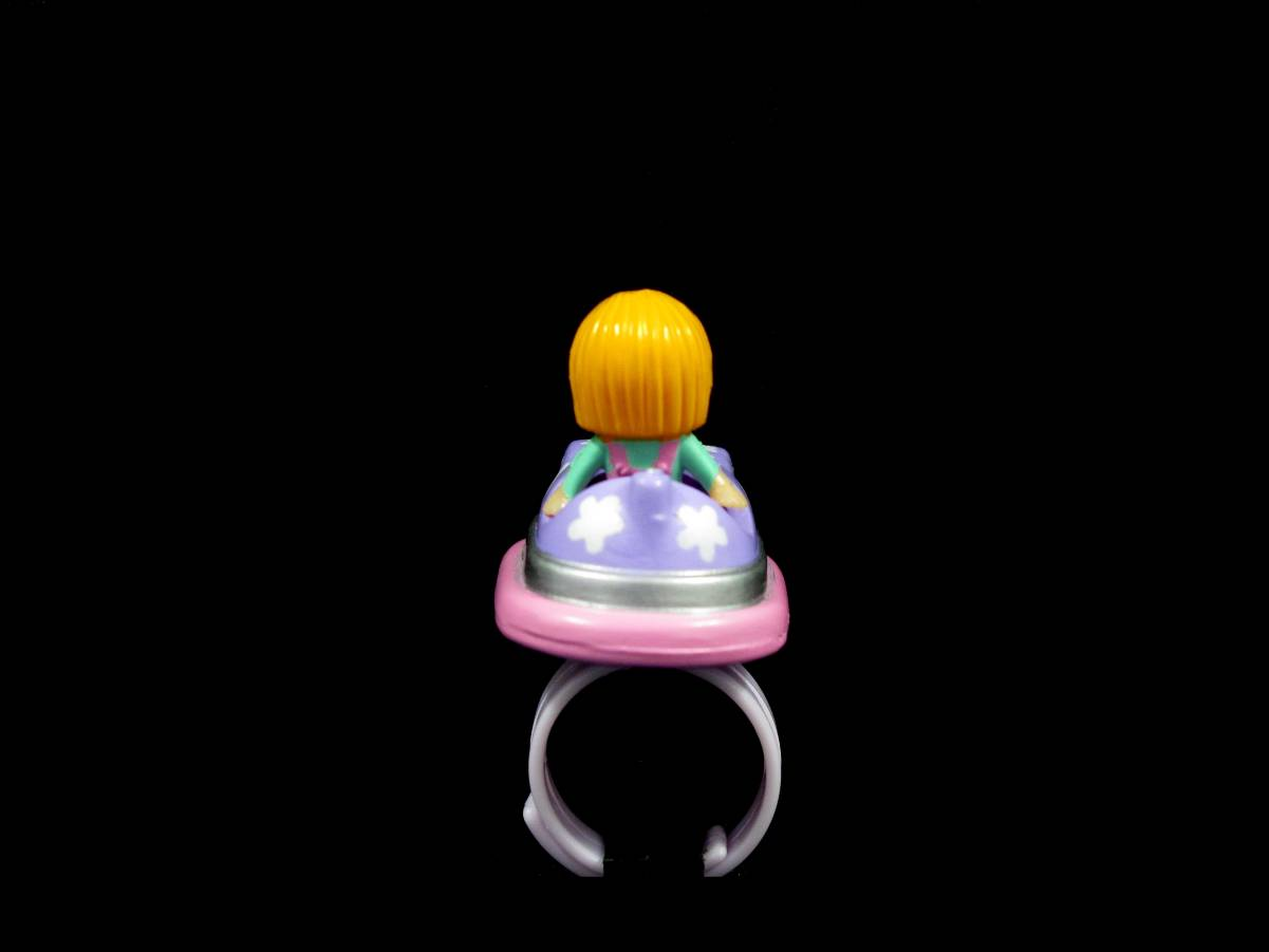 1989 Midges Bumpercar ring polly pocket lila (3)