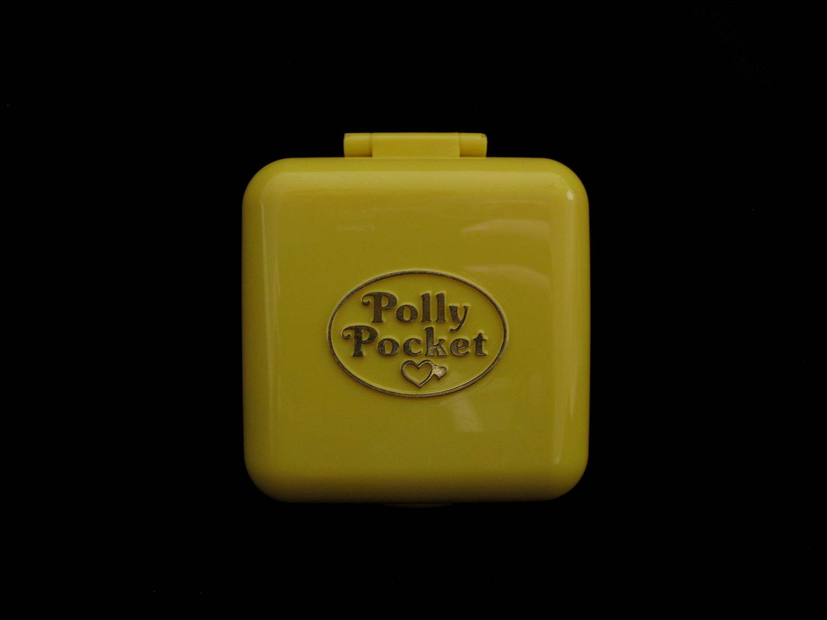 Polly Pocket Midges Playschool Geel