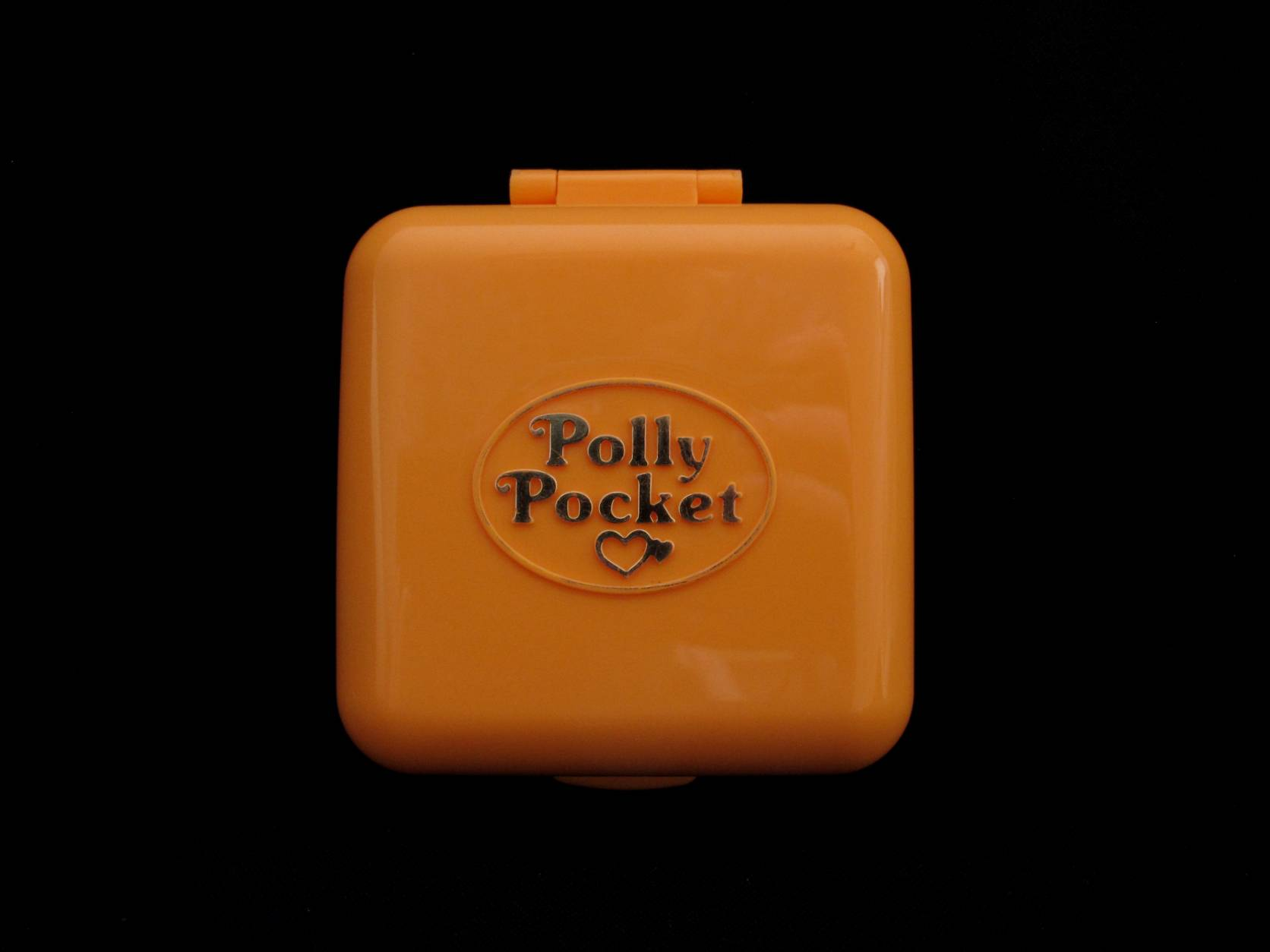Polly Pocket Midges Playschool Oranje