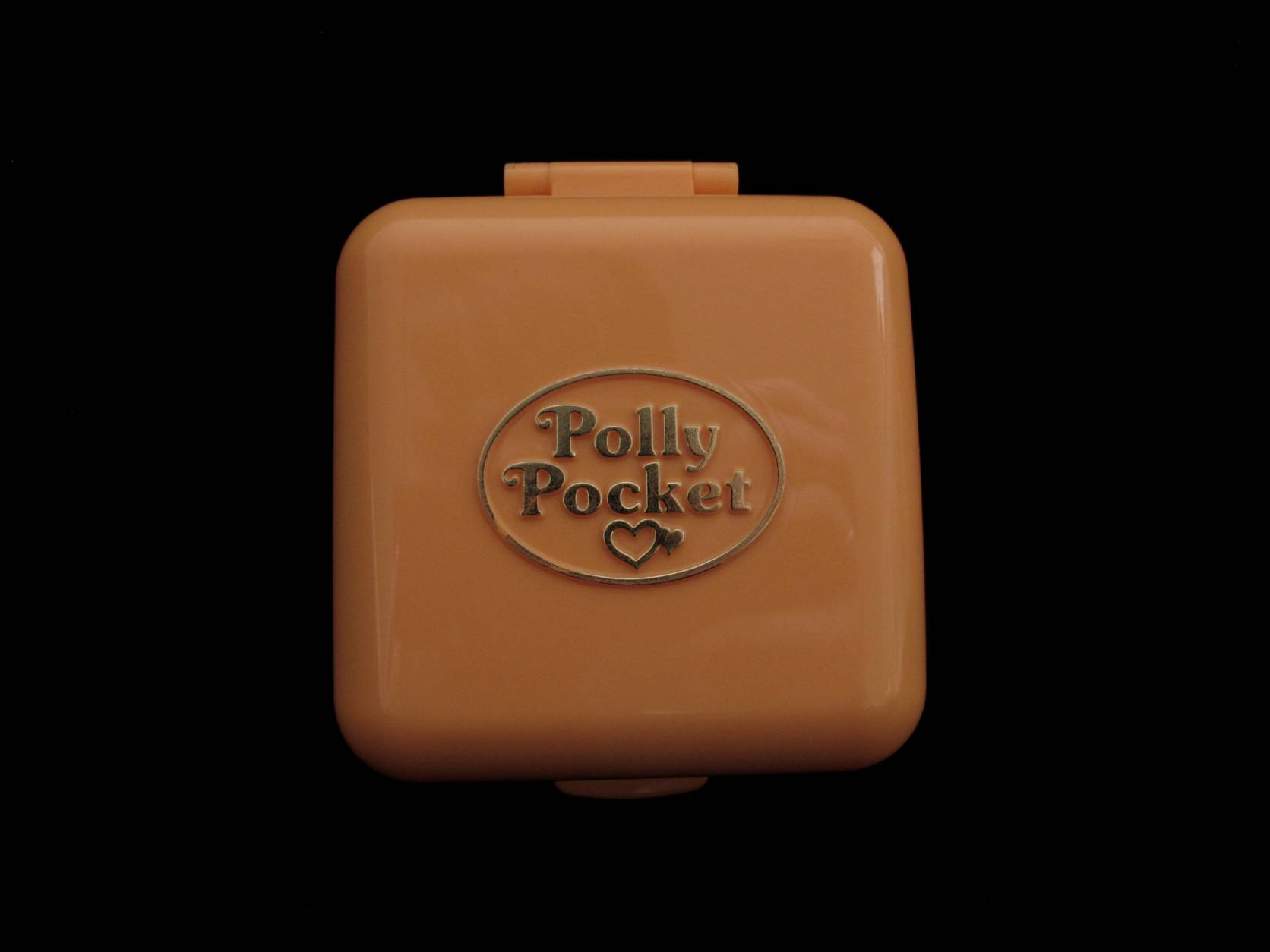 Polly Pocket Townhouse Oranje
