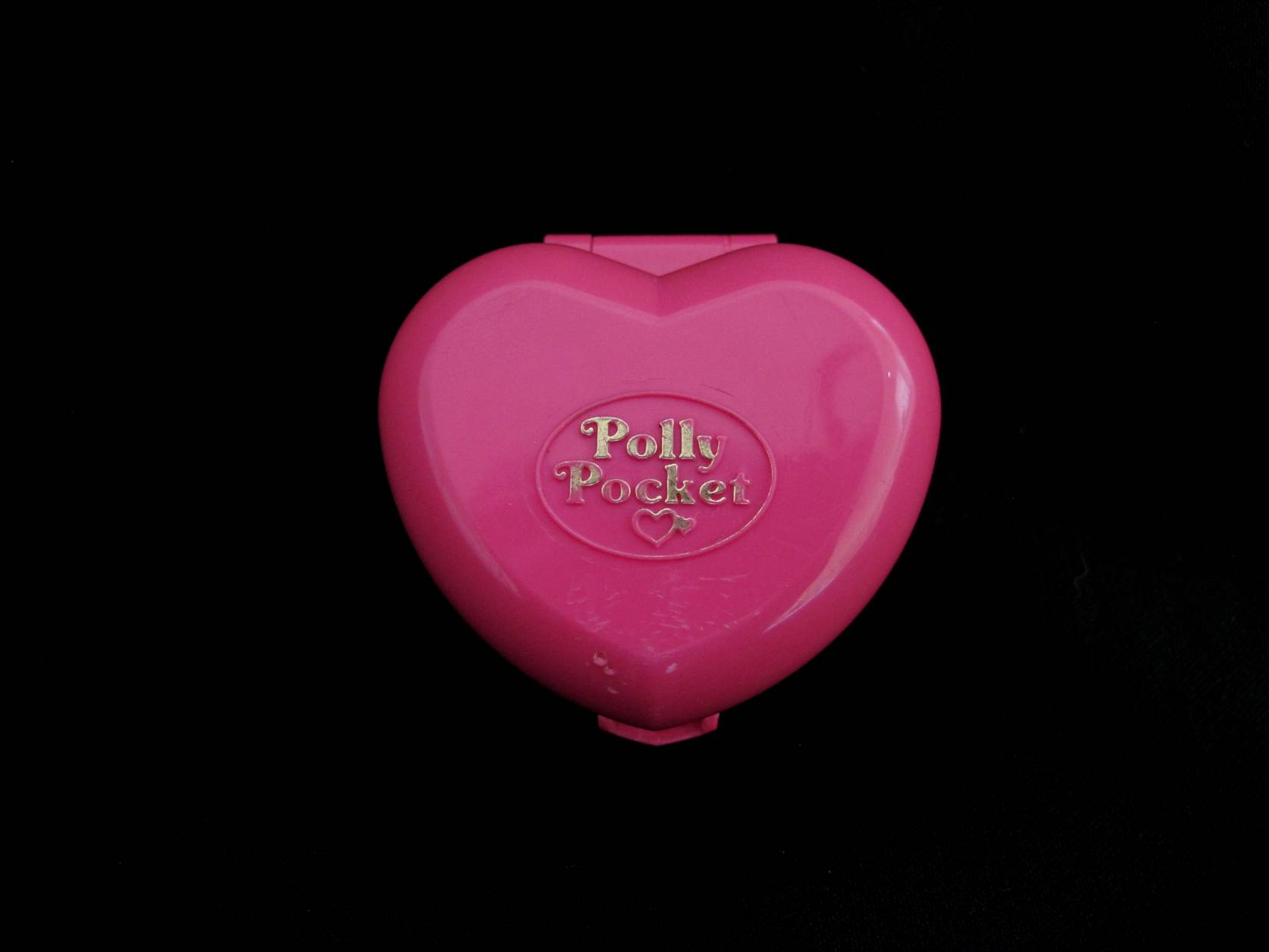 Bathtime Fun Ringcase Polly Pocket