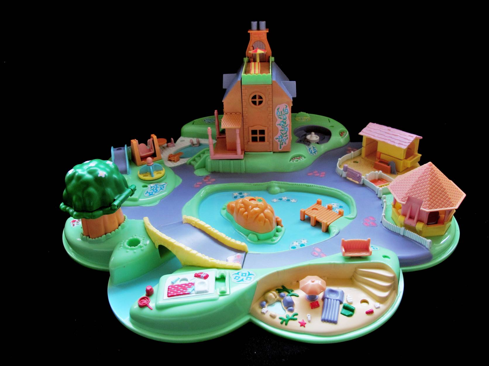 Dream World #3 Polly Pocket