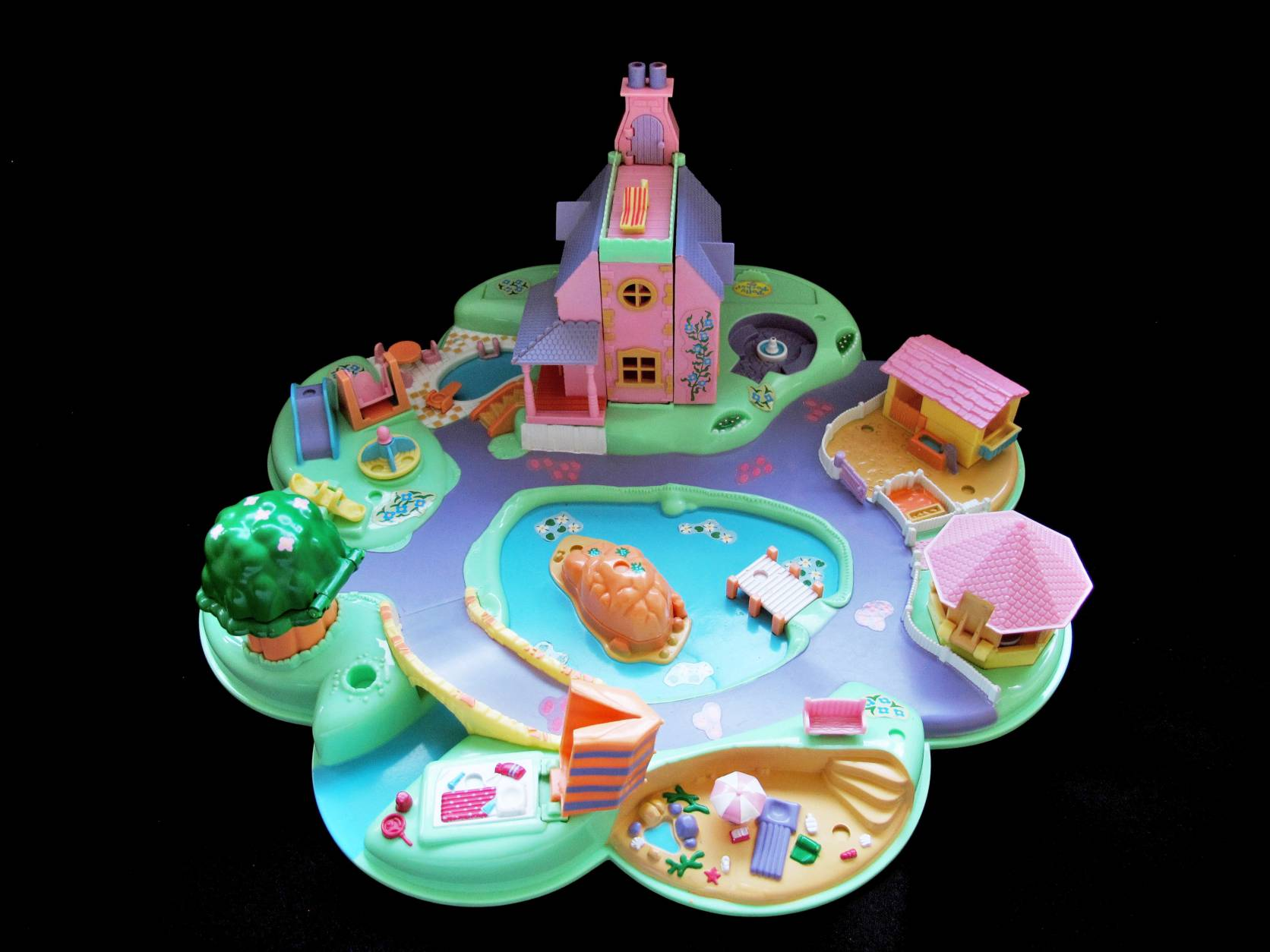 Dream World #4 Polly Pocket