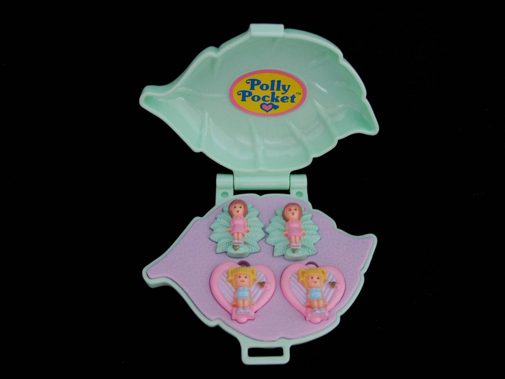 1991 Earring case Polly Pocket 2