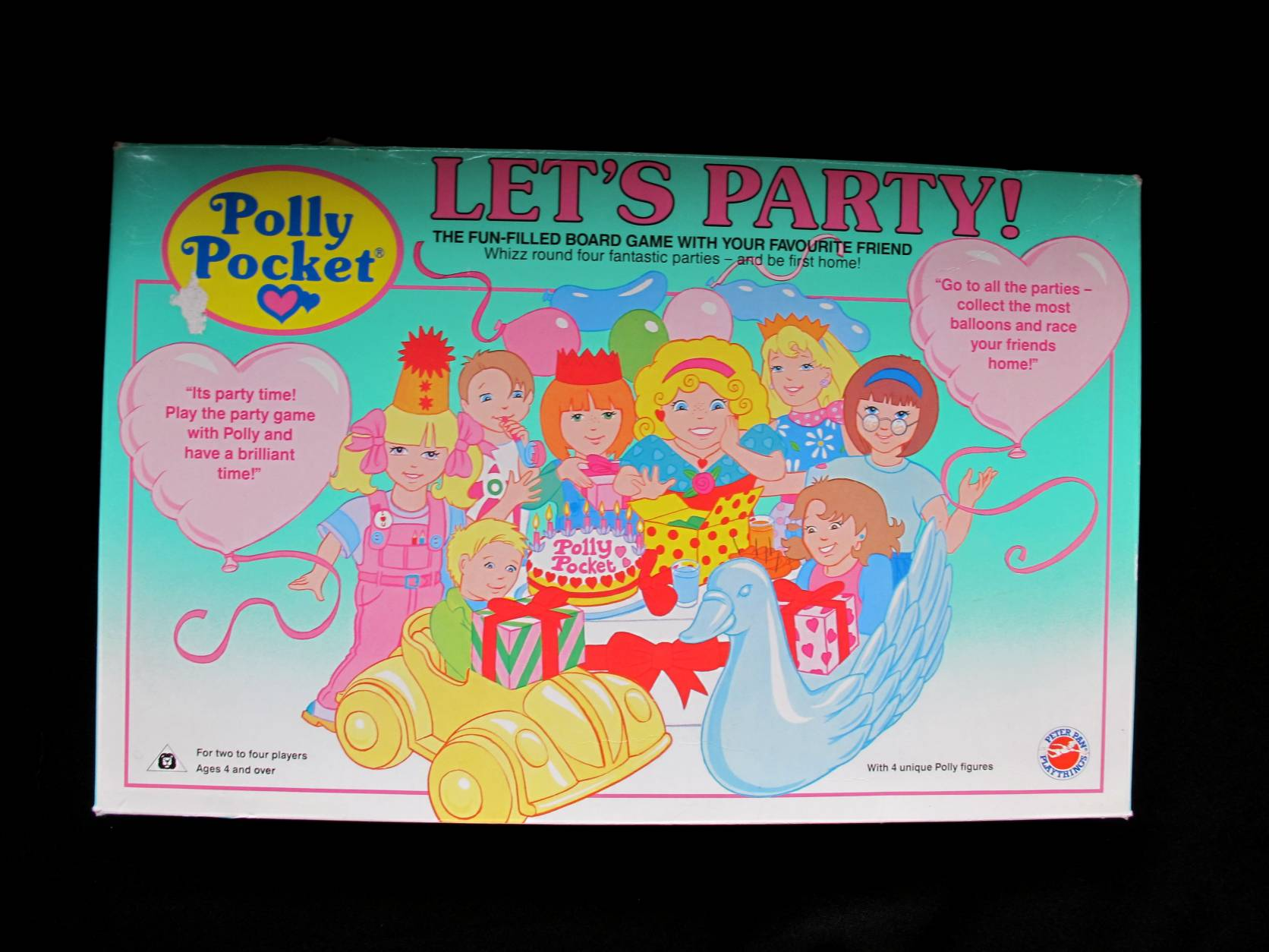 Lets Party Game