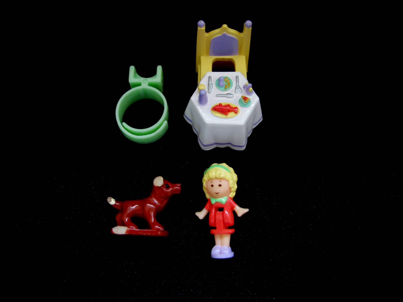 1991 Polly's Dinnertime ring and ringcase 1 (3)