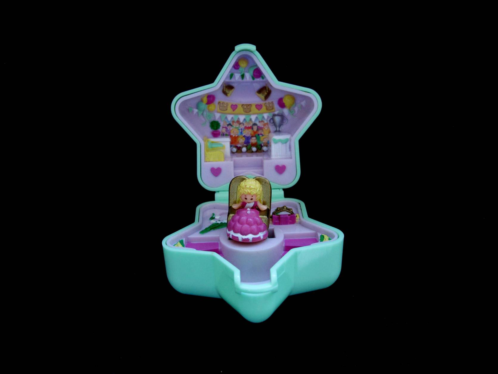 1992 Bathing Beauty Pageant 2 Polly Pocket
