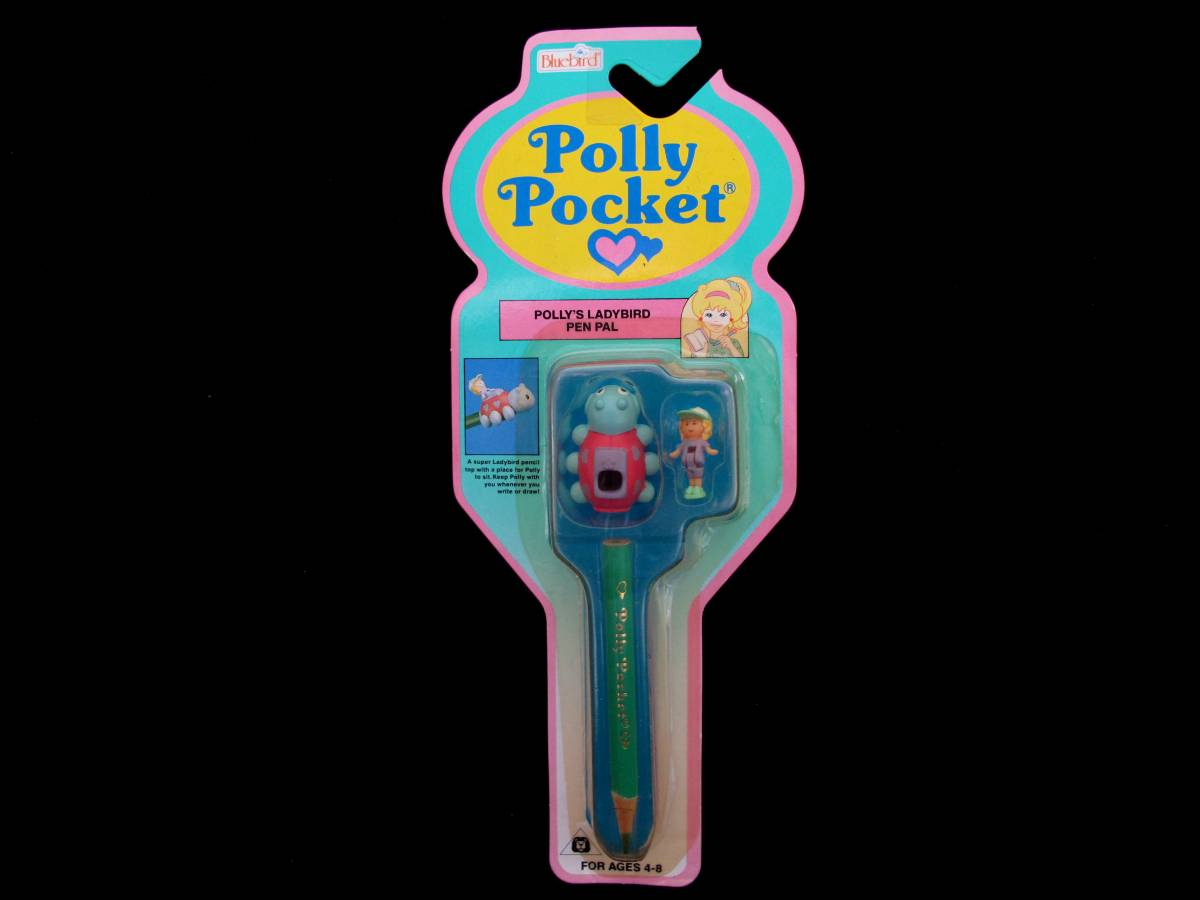 Ladybird penpal Polly Pocket