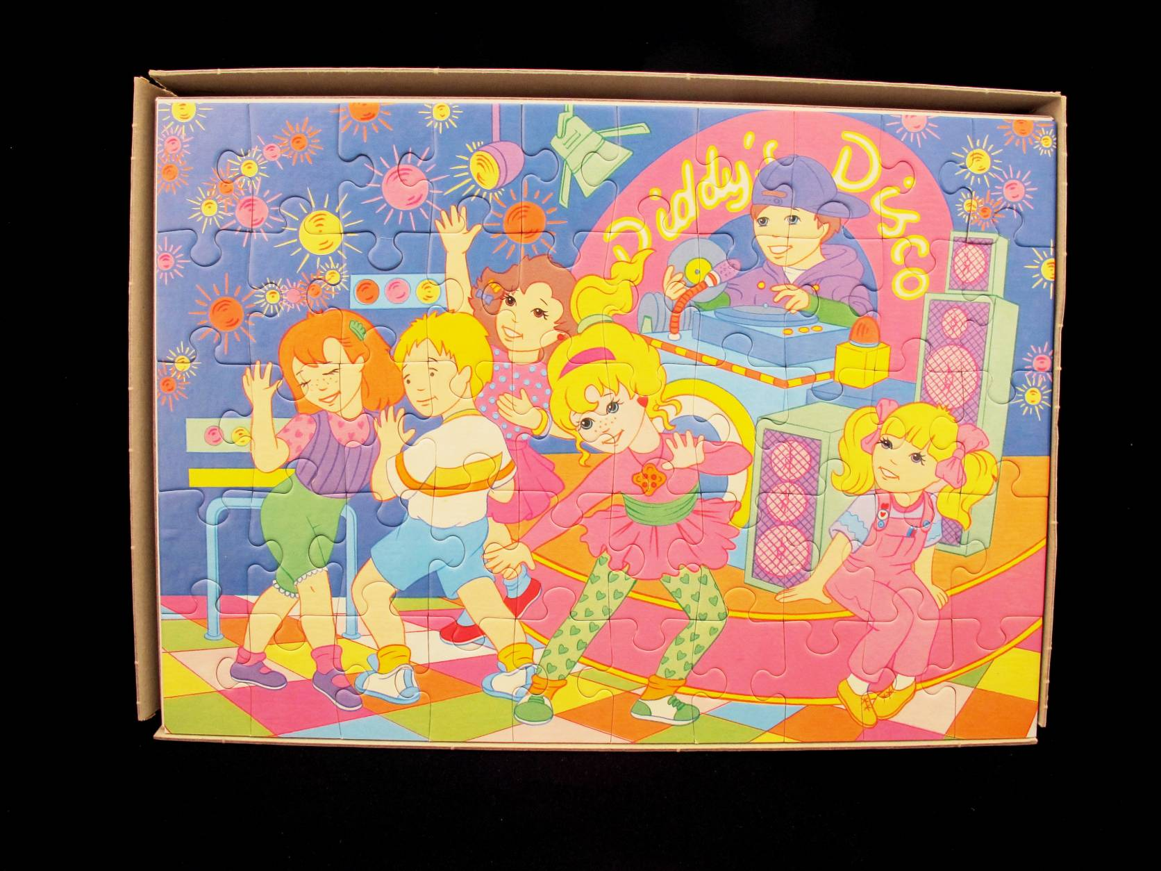 1992 Puzzel Diddys Disco Polly Pocket (2)