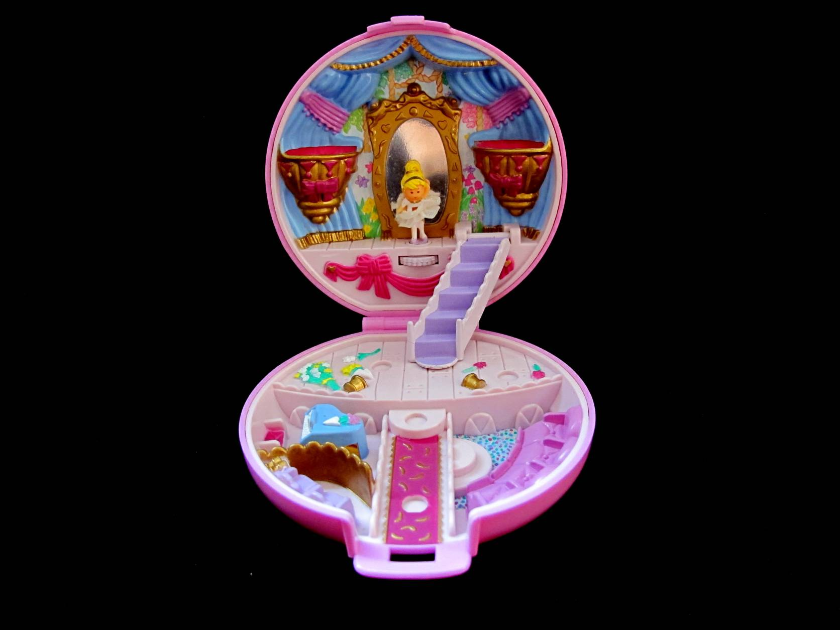 1993 Ballerina Polly Pocket 2
