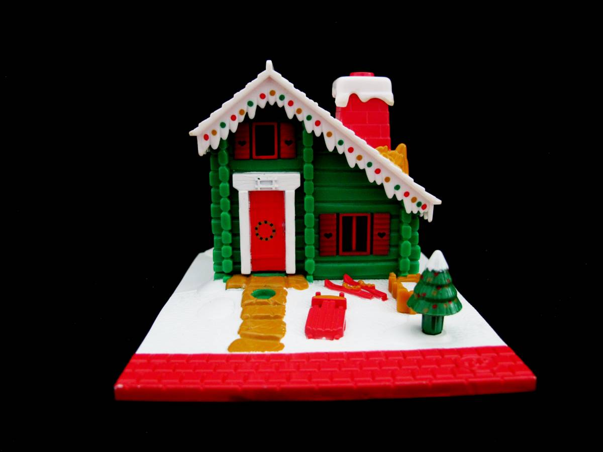 Polly Pocket Holiday Chalet (no music)