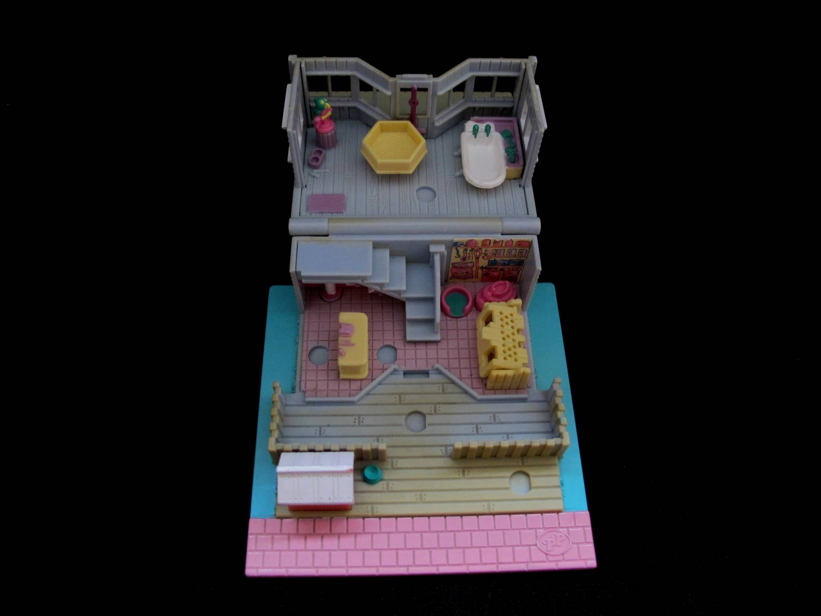1993 Pet Shop variatie Polly Pocket (2)