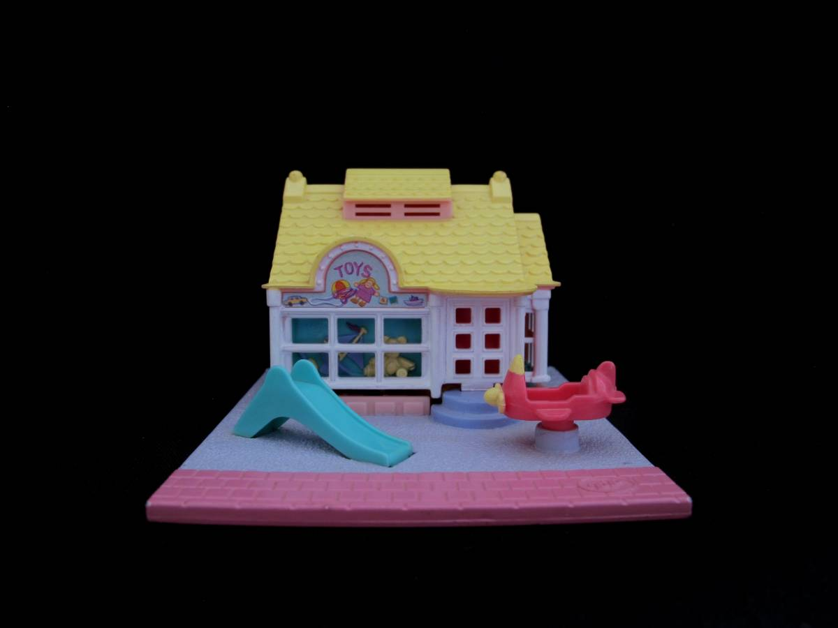 Polly Pocket Toy Shop