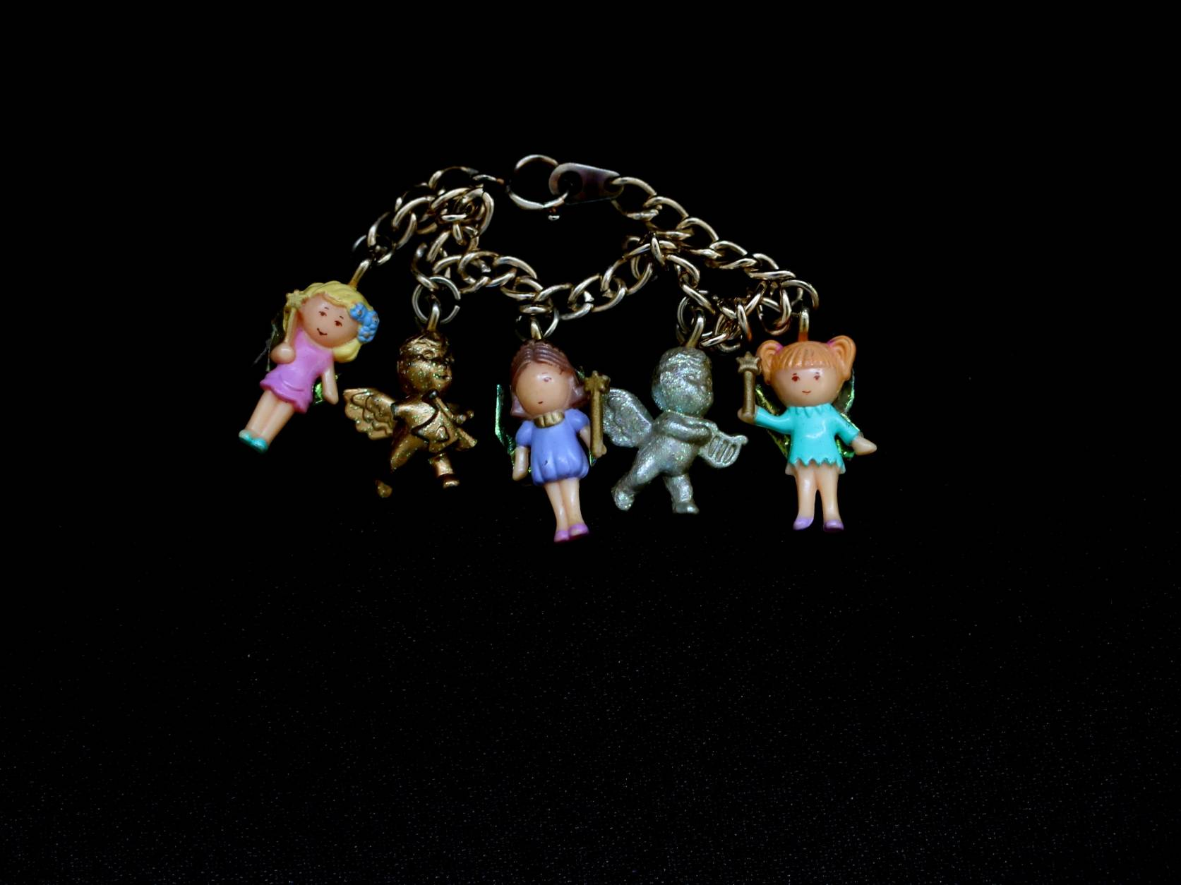 Polly Pocket Fairy Bracelet