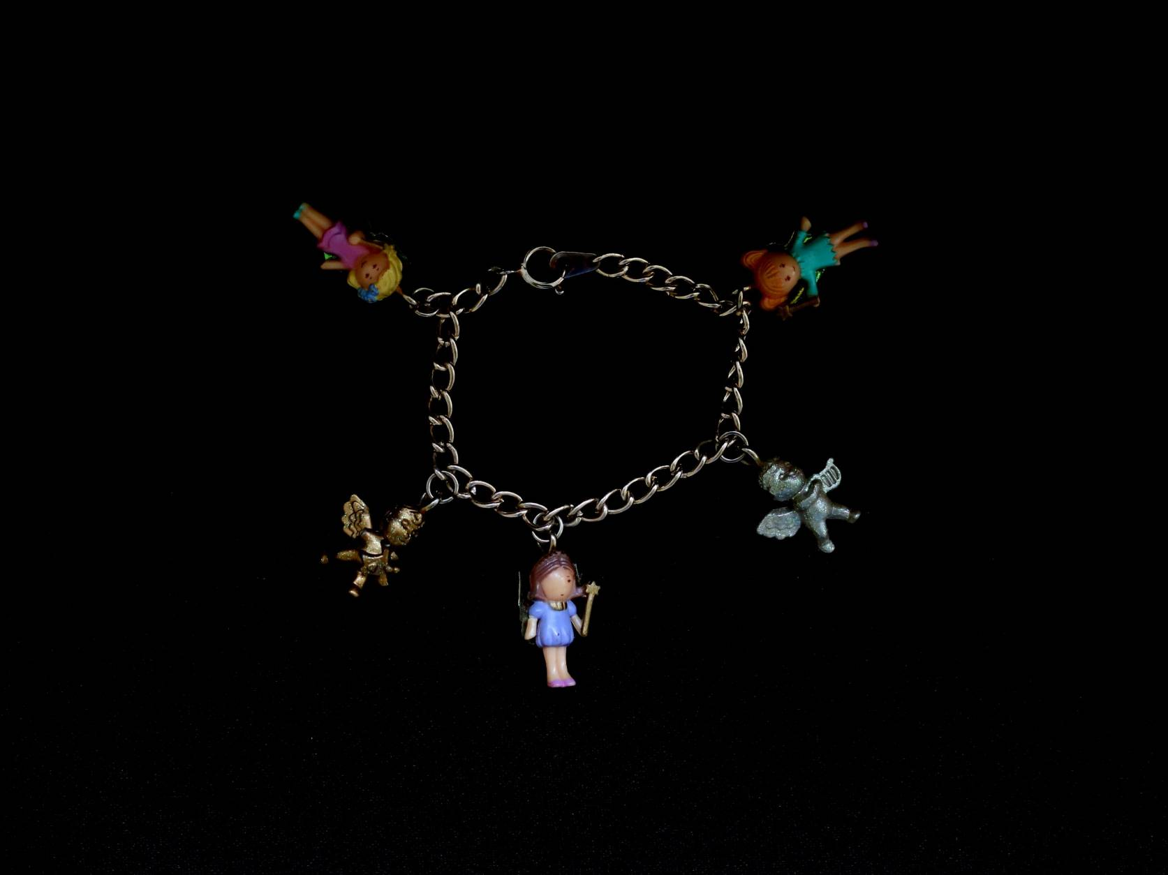 1994 Fairy Bracelet Polly Pocket