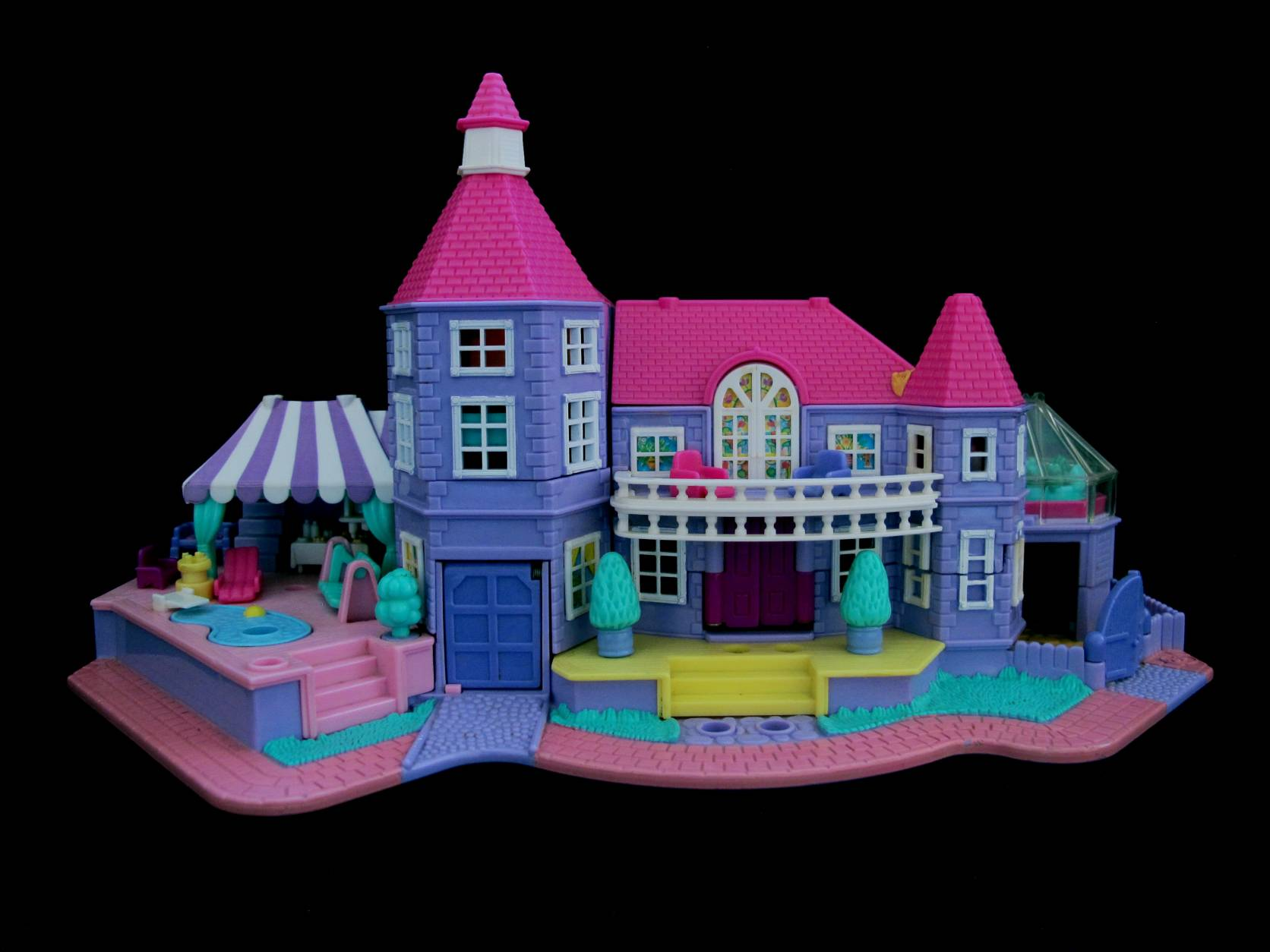 Polly Pocket Magical Mansion variatie