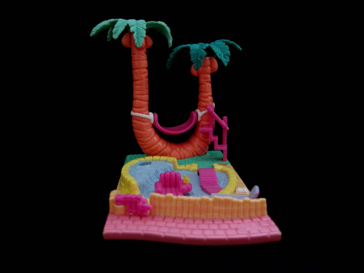 Palm Tree Playset Polly Pocket variatie