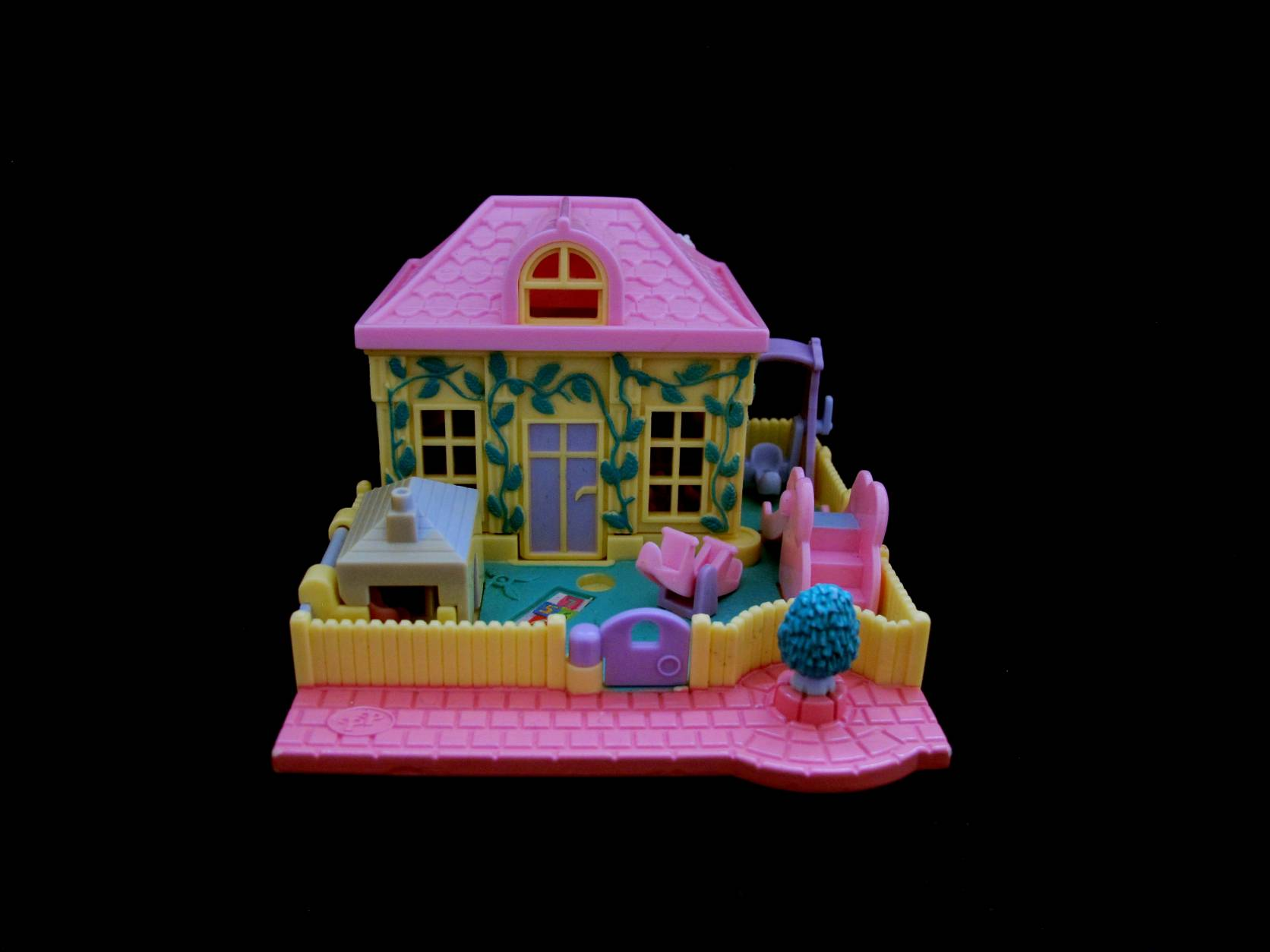 Polly Pocket Nursery School