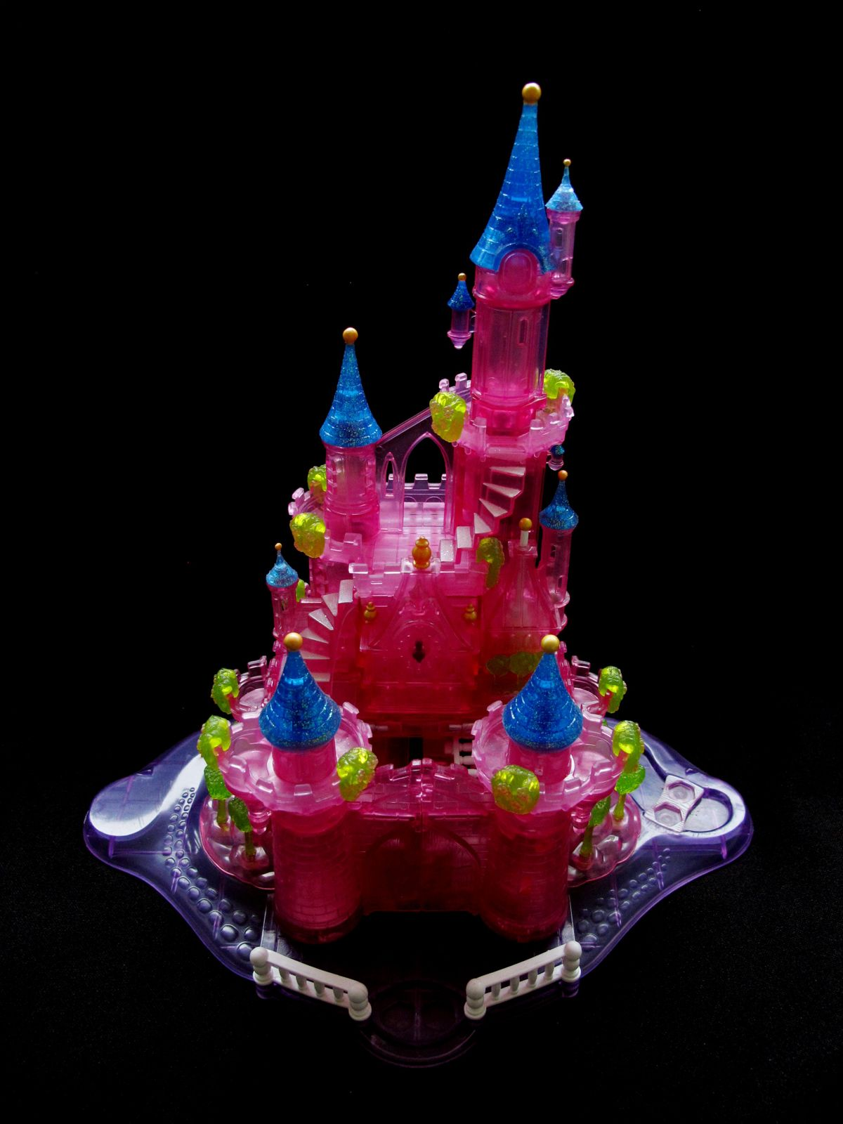 Cinderella Wedding Castle Enchanted Castle POlly Pocket