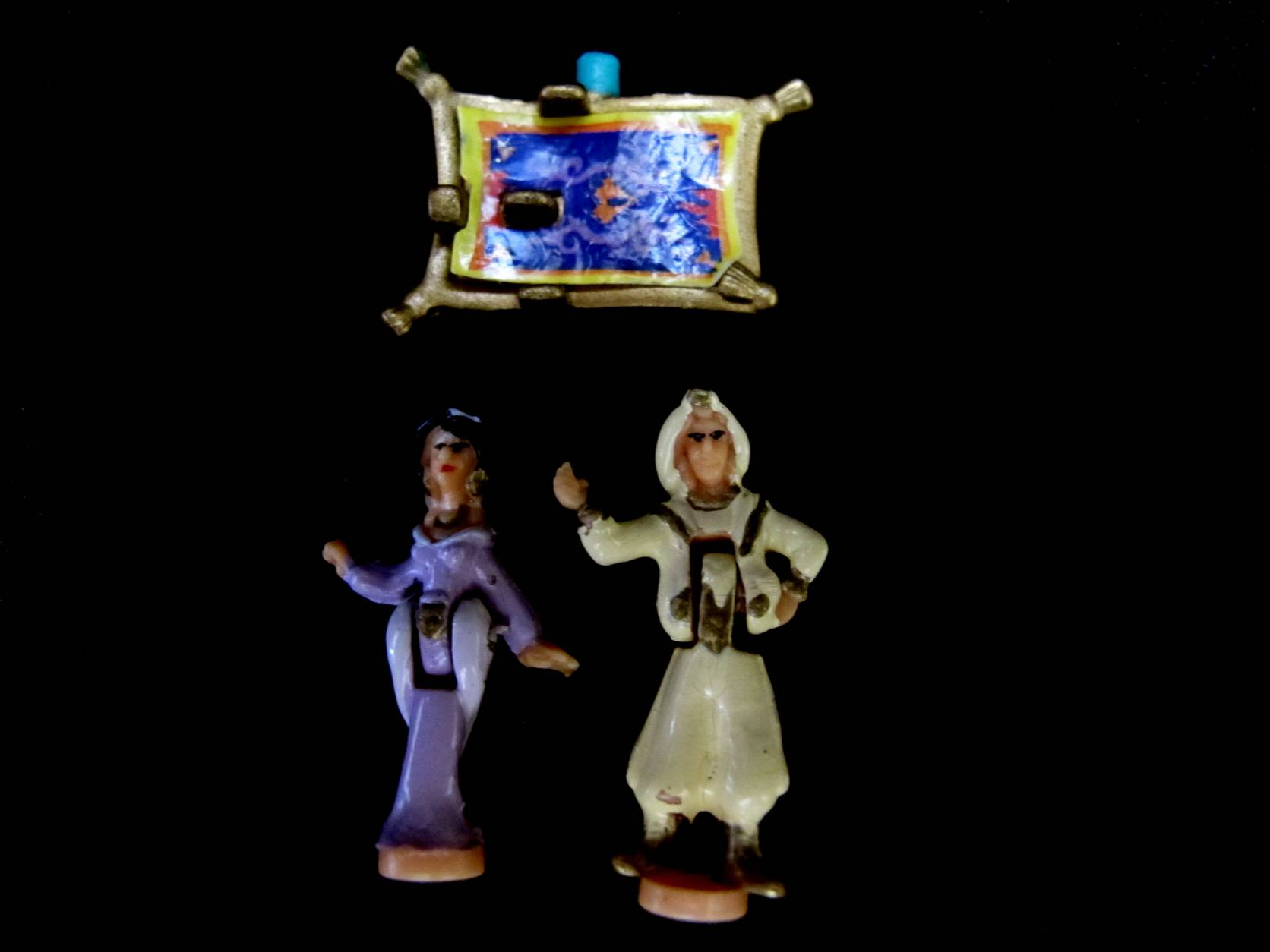 1995 Disney Aladdin playcase (3)