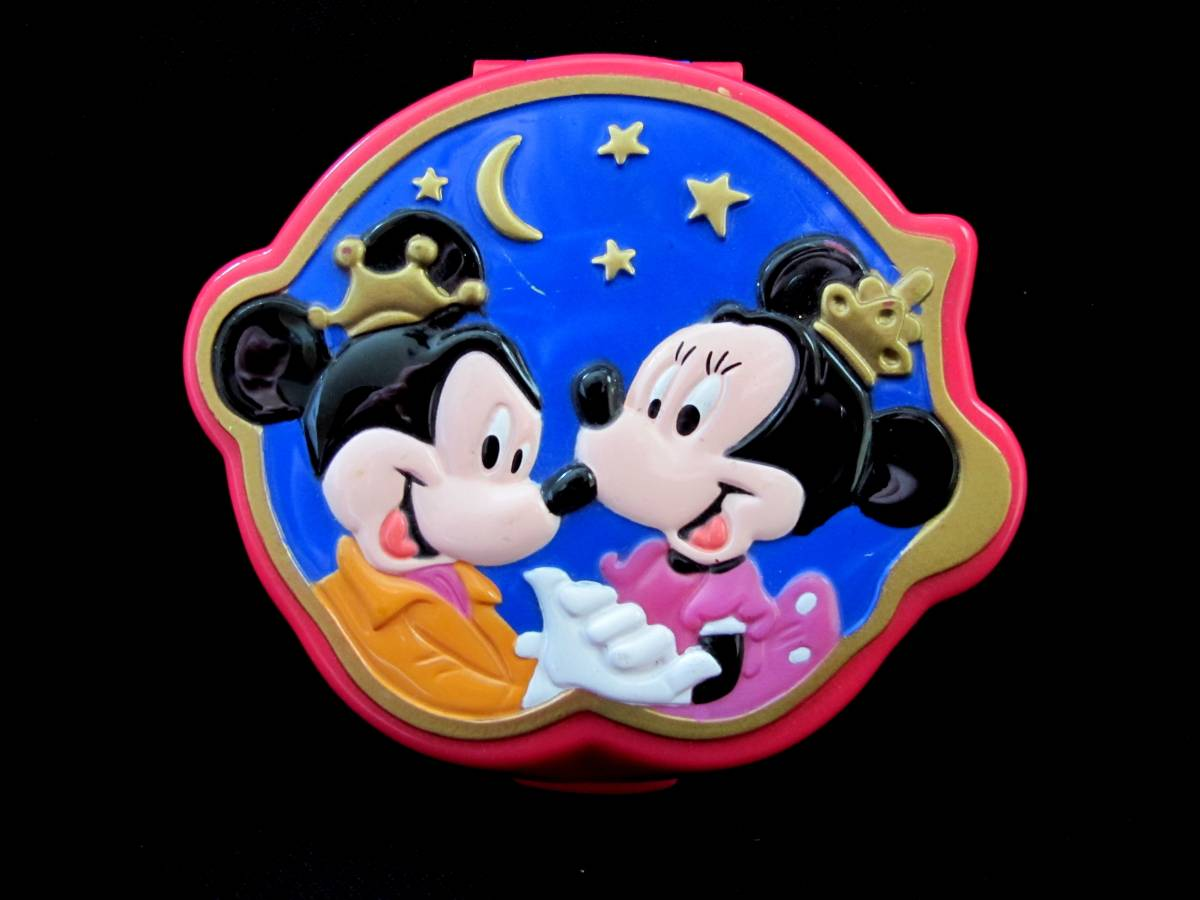Polly Pocket Mickey and Minnie Playcase