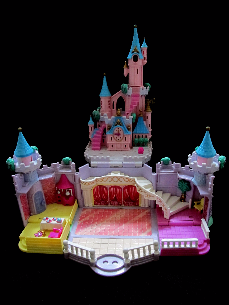 1995 Disney The Cinderella Enchanted Castle (1)_1