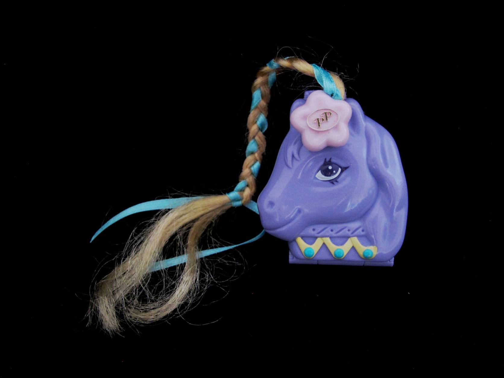 1995 Polly Pocket Arabian Beauty 1