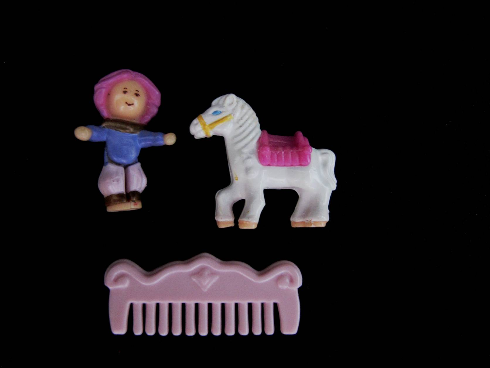 1995 Polly Pocket Arabian Beauty 3