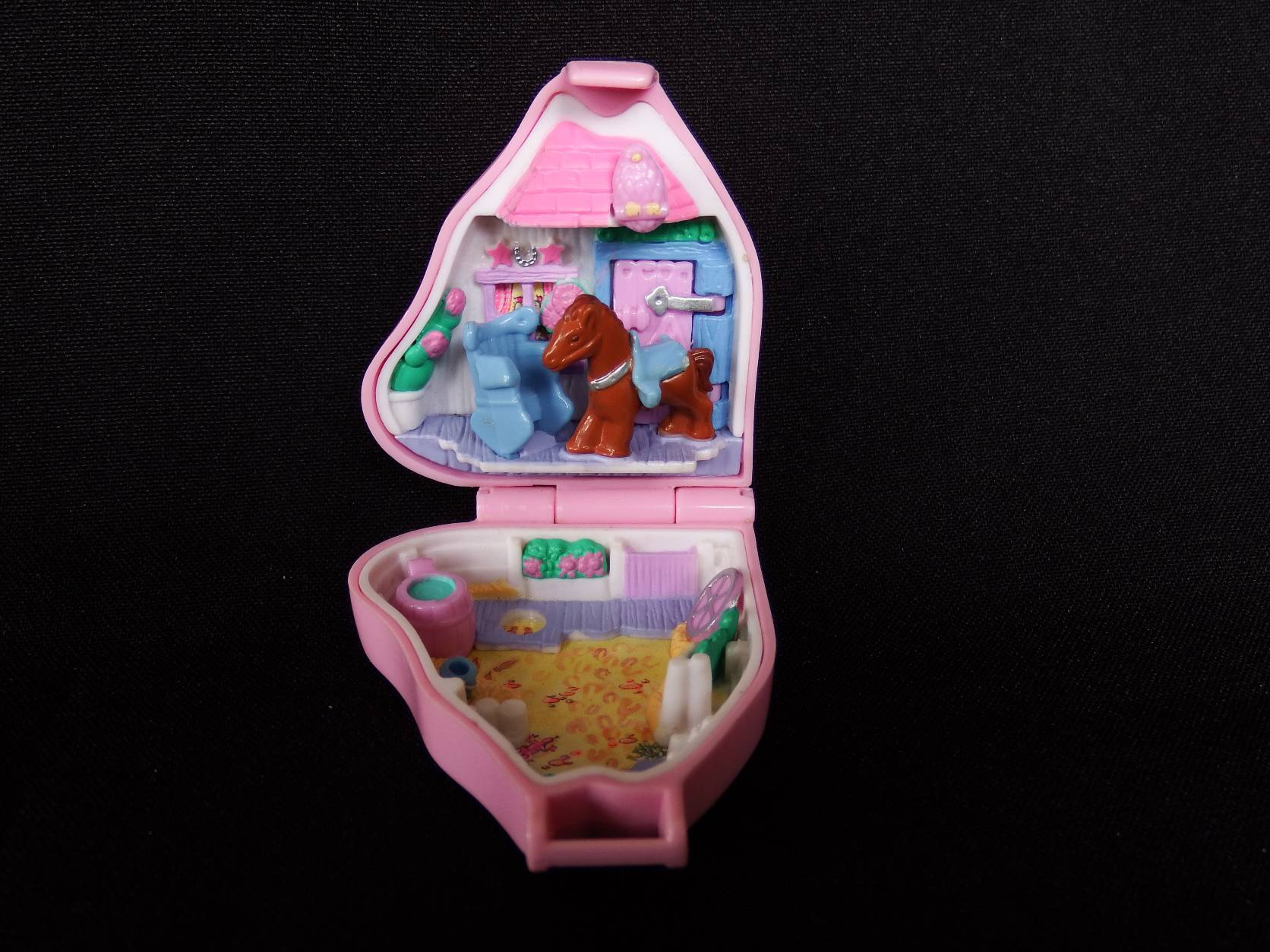 1995 Western Pony Polly Pocket (2)