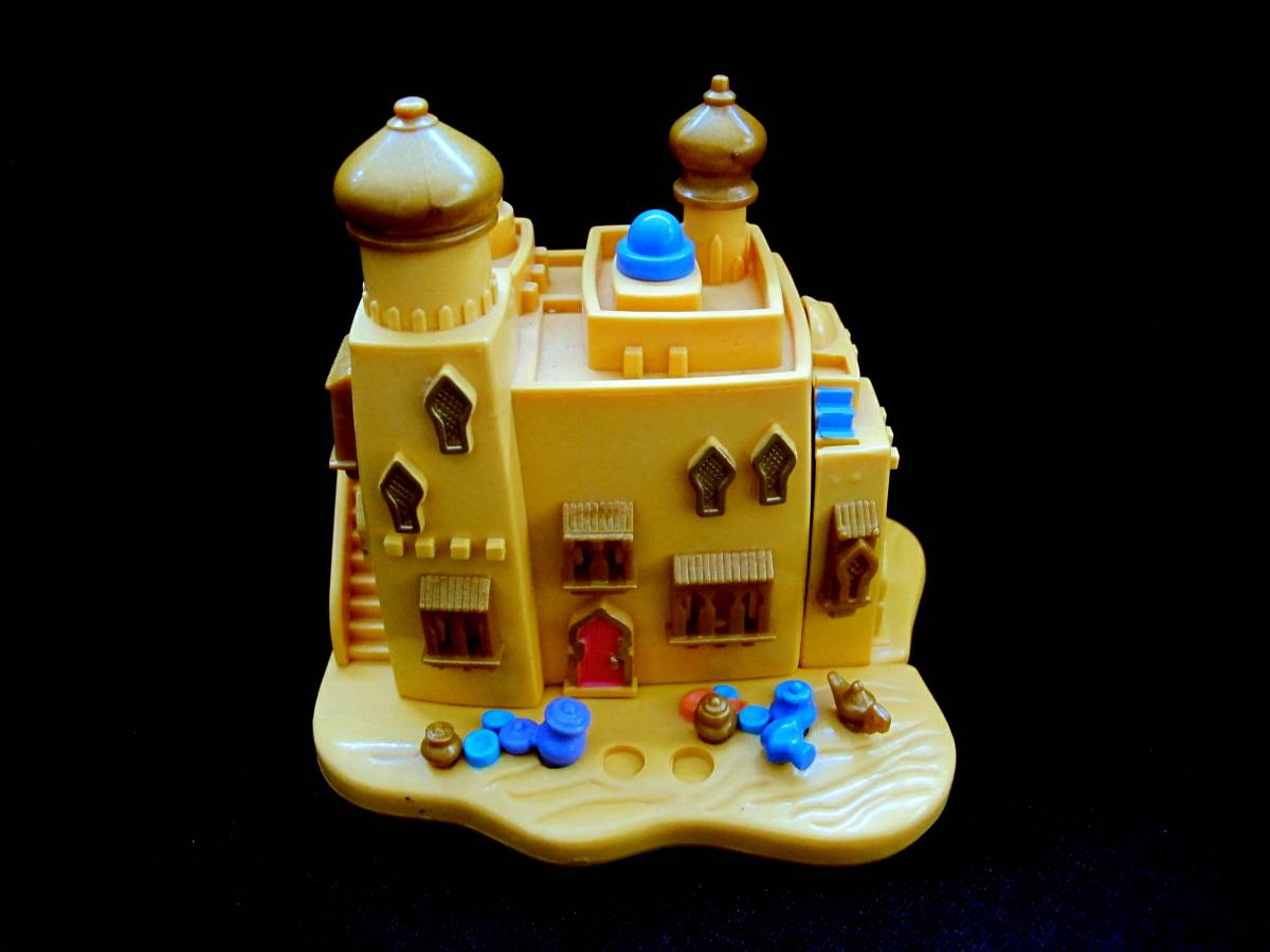 Polly Pocket Aladdin Agrabah Marketplace