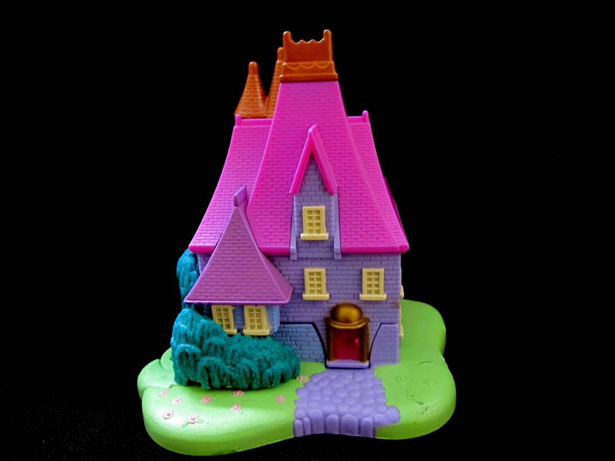 Polly Pocket Cinderella Stepmother house