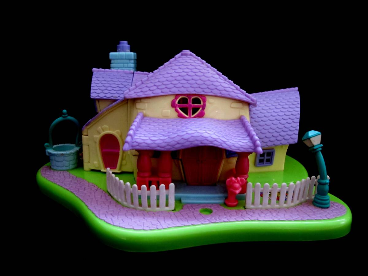 Polly Pocket Minnies Surprise Party