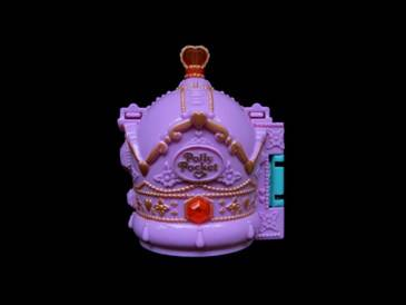 1996 Crown Palace Polly Pocket Variatie (1)