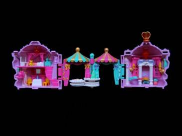 1996 Crown Palace Polly Pocket Variatie (3)
