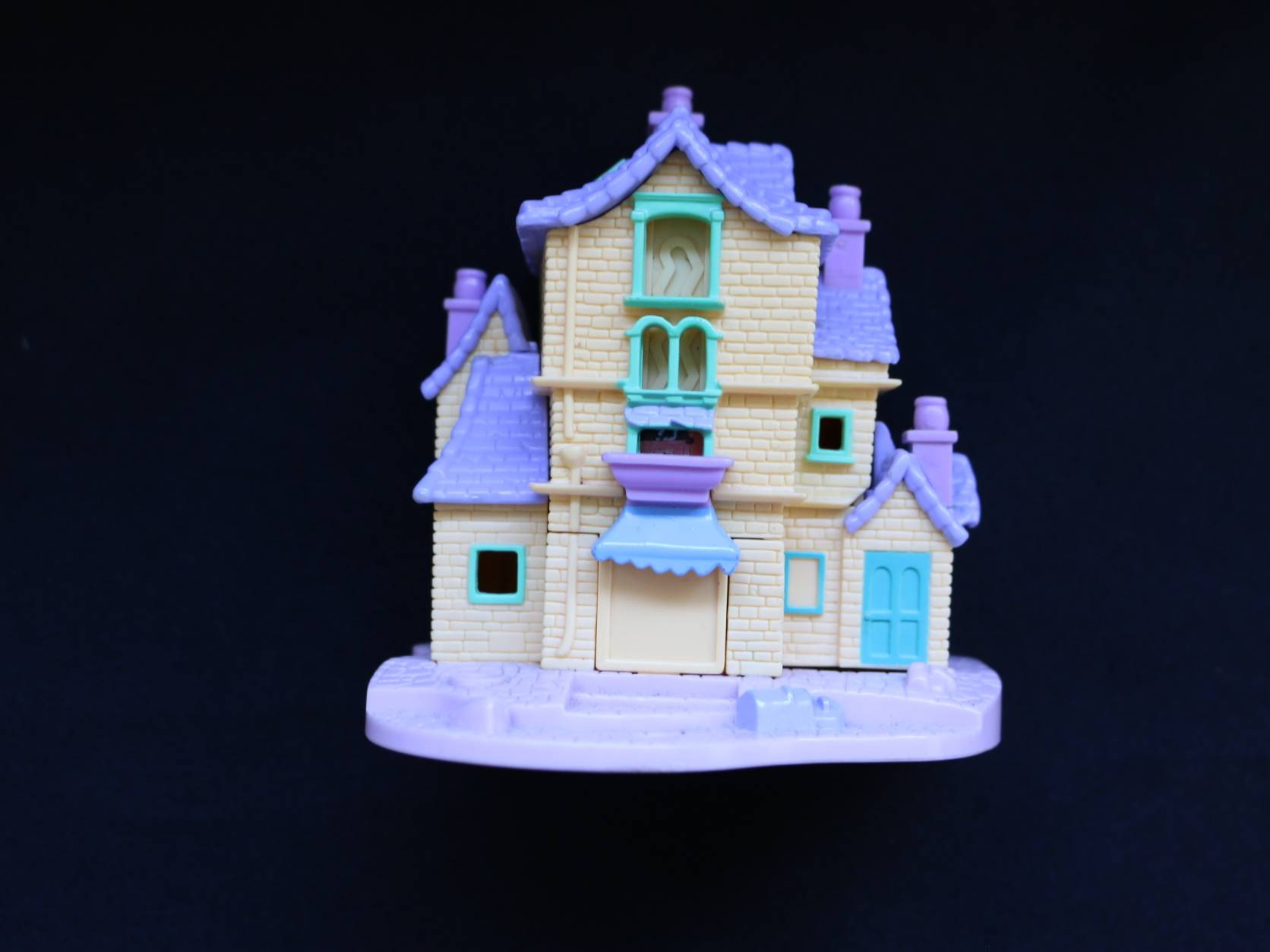 Polly Pocket the Aristocats
