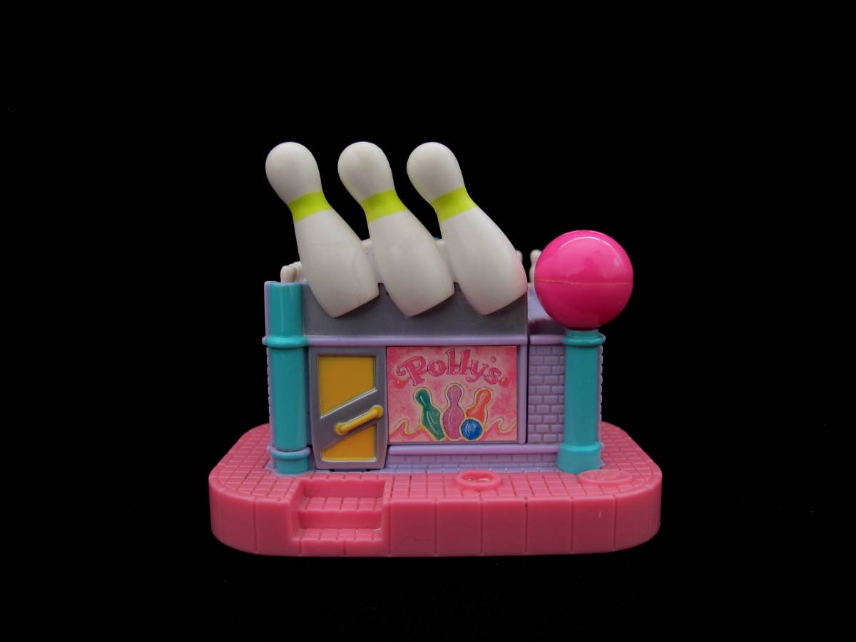 Polly pocket Bowling Alley