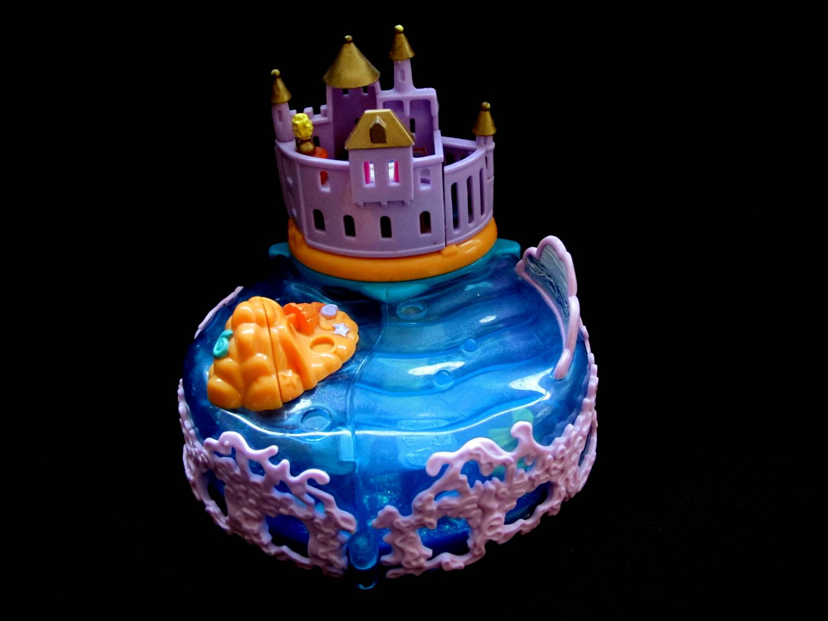 Polly Pocket Ariel Undersea Kingdom