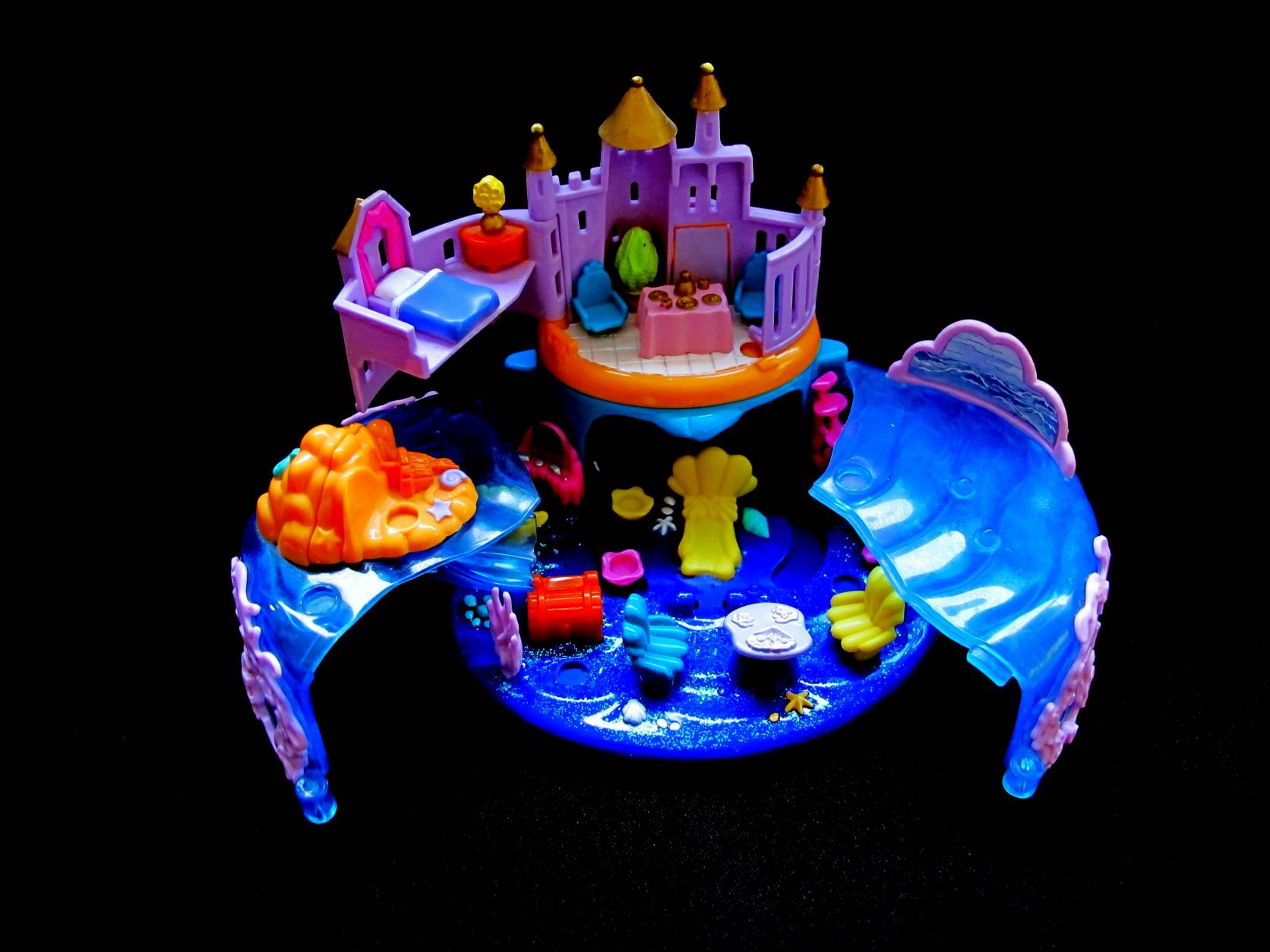 Disney 1996 Ariel Undersea kingdom (2)