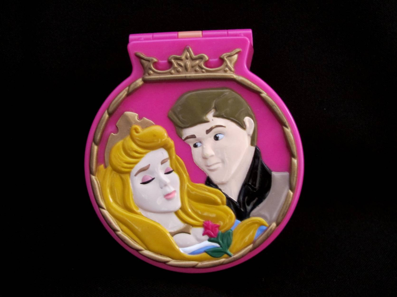 Polly Pocket Disney Sleeping Beauty Playcase