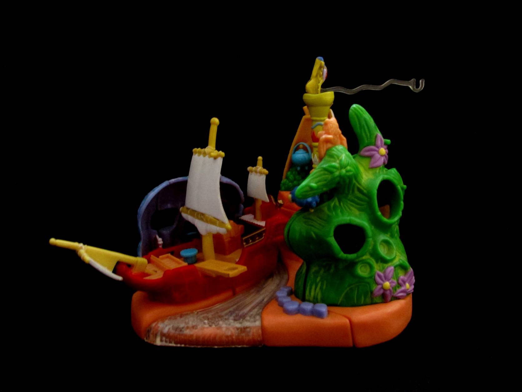 Peter Pan Playset variatie