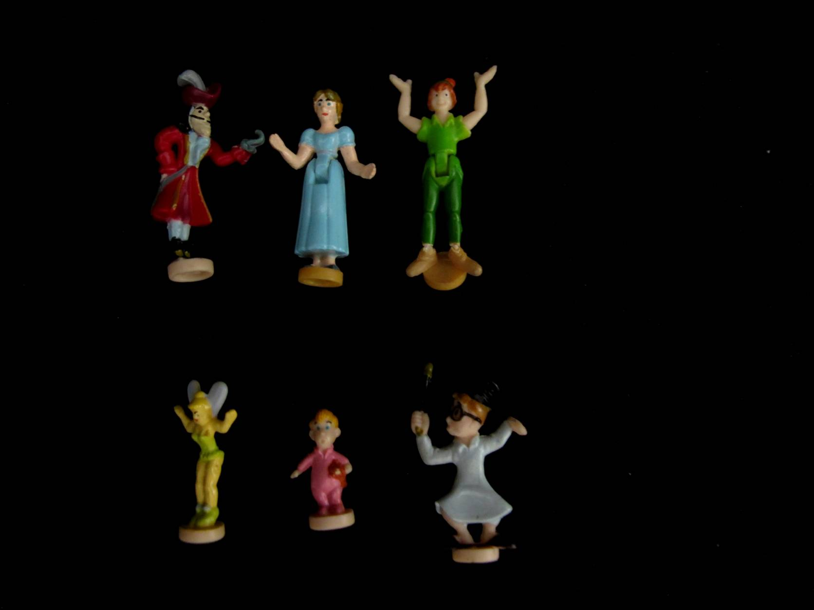 Disney 1997 Peter Pan playset (4)