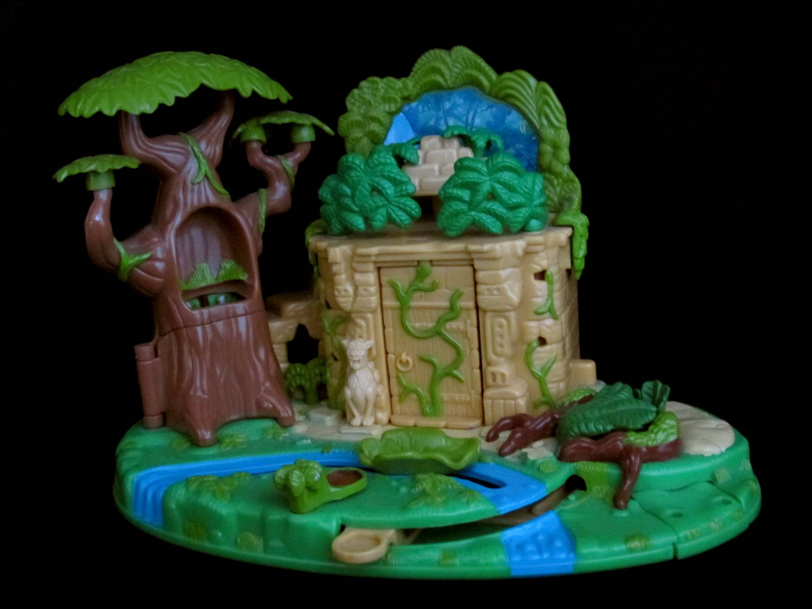 Jungle Book Playset