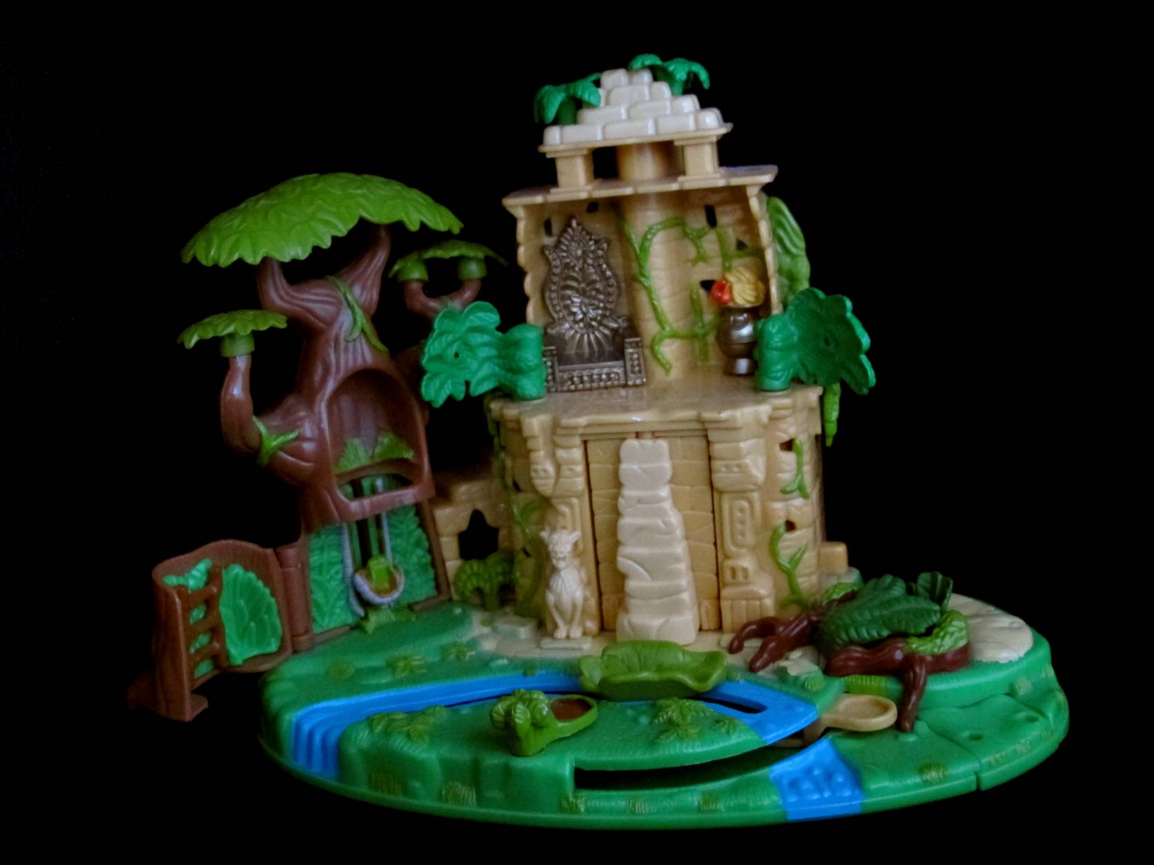 1998 Jungle Book playset (2)