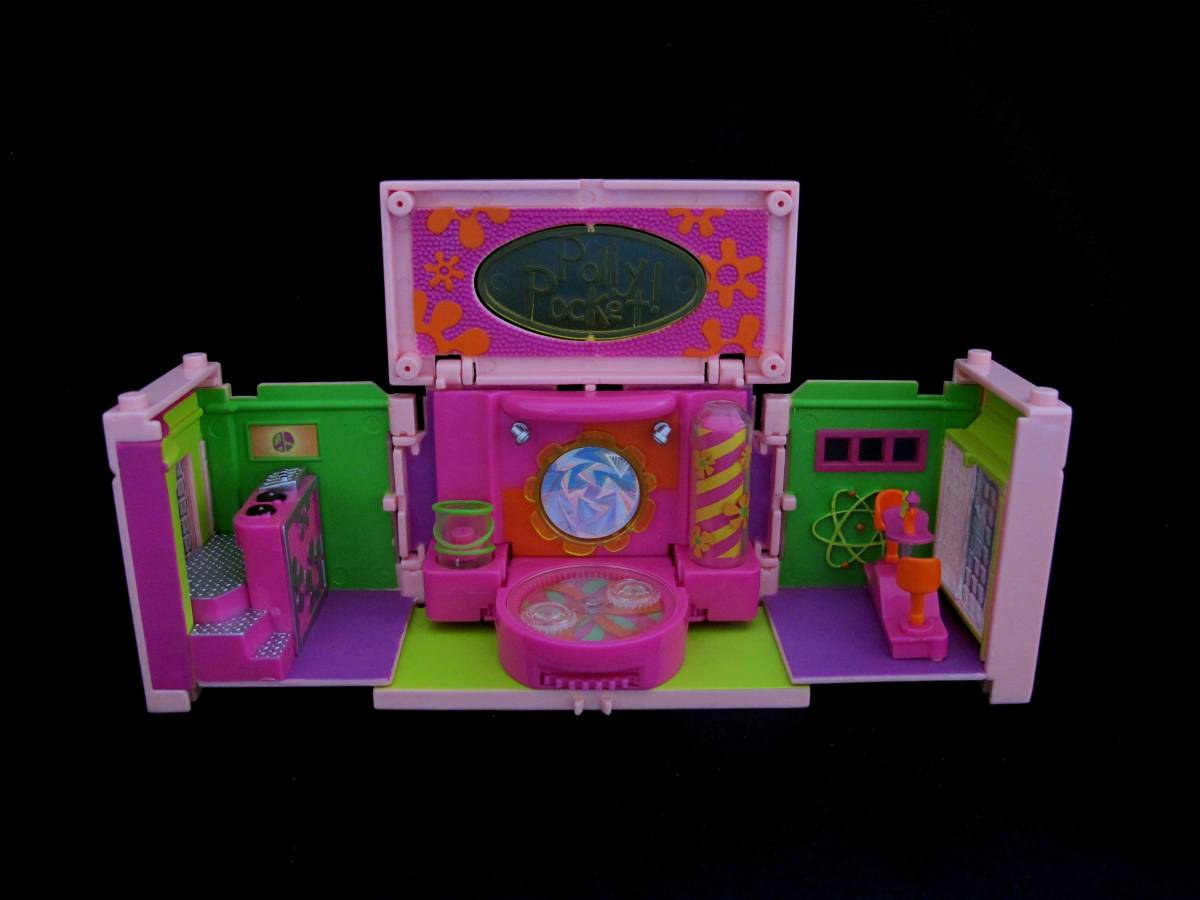 Polly Pocket Dreambuilders Disco