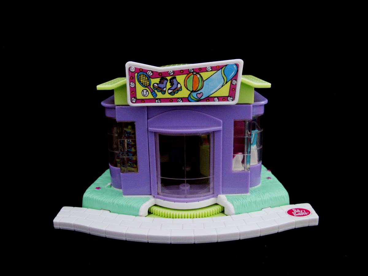 Magical Movin Sports Shop Polly Pocket