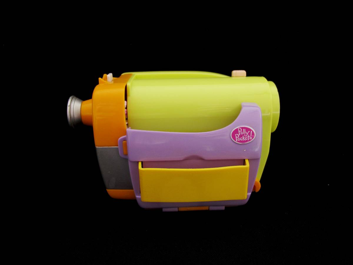 Polly Pocket Trendy Tronics Video Camera