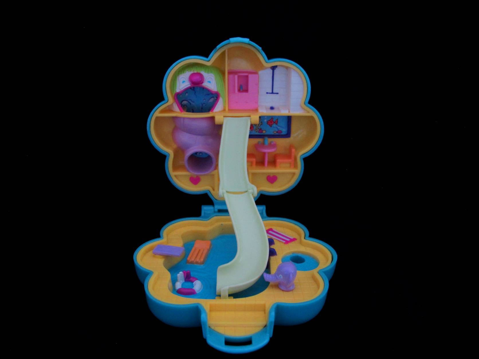 2000 Water park reproduction Polly Pocket 2