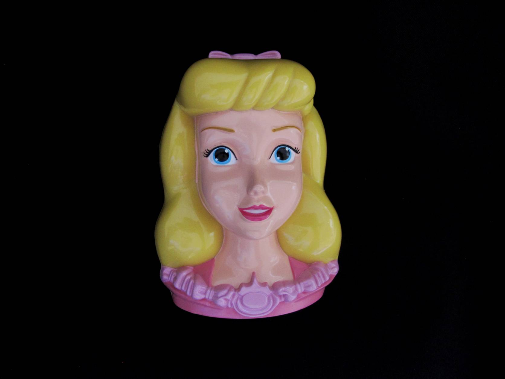 2005 Disney Assepoester hoofd Polly Pocket